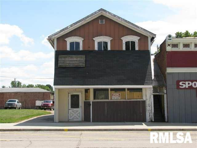 119 E Williams Street, Wyoming, IL 61491 (#PA1227361) :: Paramount Homes QC