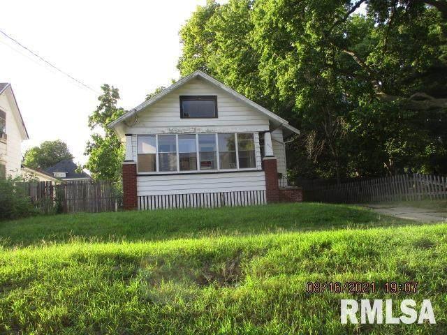 1407 NE Madison Avenue, Peoria, IL 61603 (#PA1228023) :: RE/MAX Preferred Choice