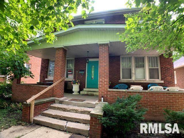 2022 N Sheridan Road, Peoria, IL 61604 (#PA1228101) :: Paramount Homes QC