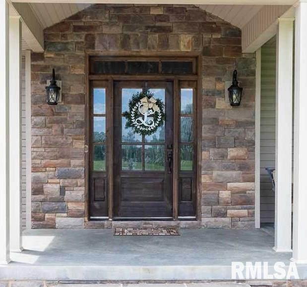 9784 Knight Lane, Marion, IL 62959 (#QC4225740) :: Killebrew - Real Estate Group