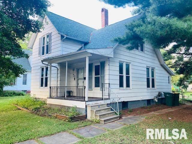 315 S Mcarthur Street, Macomb, IL 61455 (#PA1228339) :: Paramount Homes QC