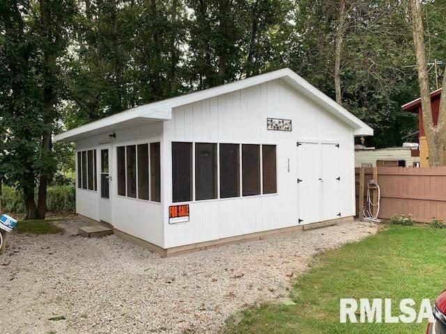 337 & 338 Possum Lane, Petersburg, IL 62675 (#CA1009642) :: RE/MAX Professionals
