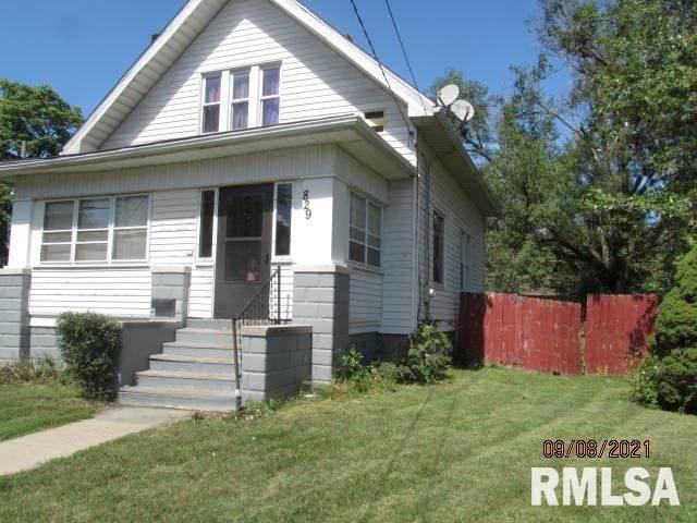 829 W Thrush Avenue, Peoria, IL 61604 (#PA1228613) :: RE/MAX Professionals