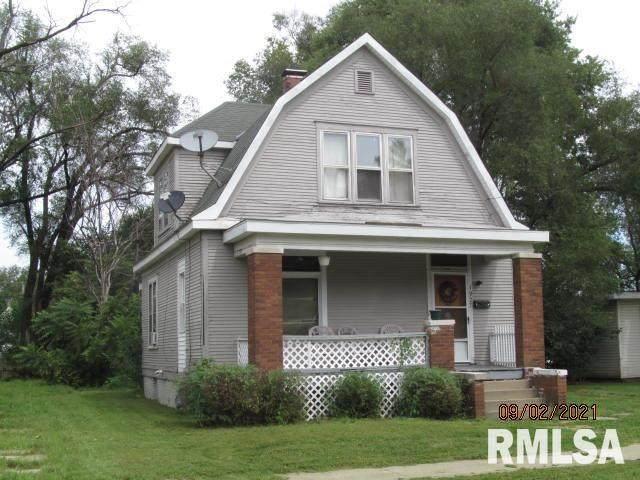 1927 W Proctor Street, Peoria, IL 61605 (#PA1228630) :: Paramount Homes QC