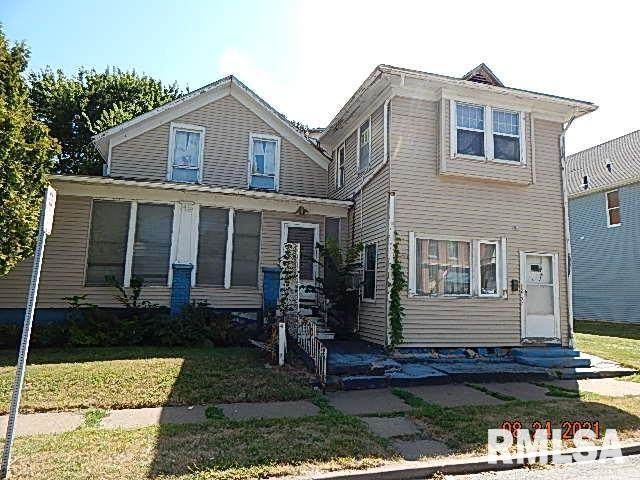 2137 W 3RD Street, Davenport, IA 52802 (#QC4226488) :: RE/MAX Preferred Choice