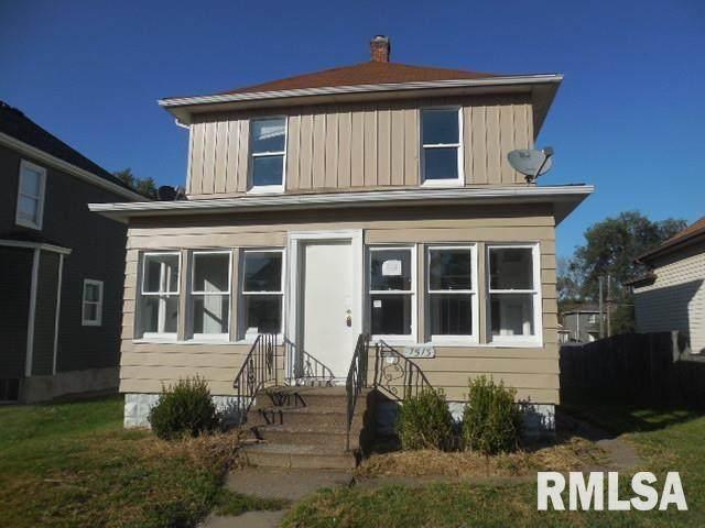 1513 9TH Avenue, East Moline, IL 61244 (#QC4226524) :: Paramount Homes QC