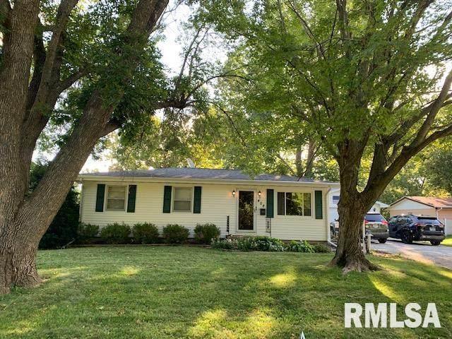 408 Finley Street, Jacksonville, IL 62650 (#CA1009944) :: RE/MAX Professionals