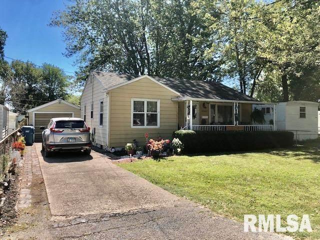 1704 E Knox Avenue, Springfield, IL 62703 (#CA1009975) :: Kathy Garst Sales Team