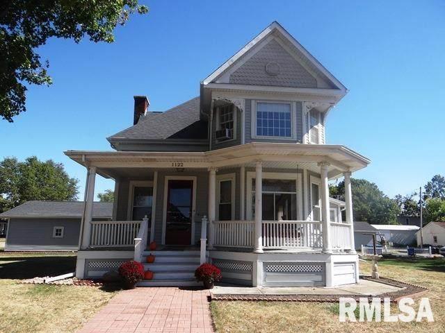1122 6TH Avenue, De Witt, IA 52742 (#QC4226929) :: Paramount Homes QC