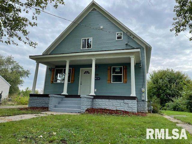 253 N Elmwood Road, Farmington, IL 61531 (#PA1229464) :: Killebrew - Real Estate Group