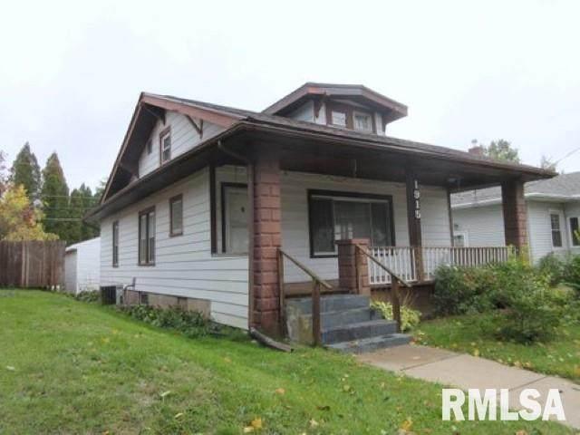 1915 23RD Street, Rock Island, IL 61282 (#QC4227757) :: RE/MAX Professionals