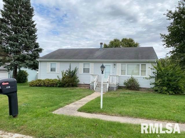 519 N Sunny Lane, Monmouth, IL 61462 (#CA1010873) :: RE/MAX Preferred Choice