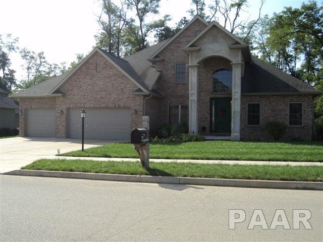 702 W Copperfield Drive, Dunlap, IL 61525 (#1169559) :: Adam Merrick Real Estate
