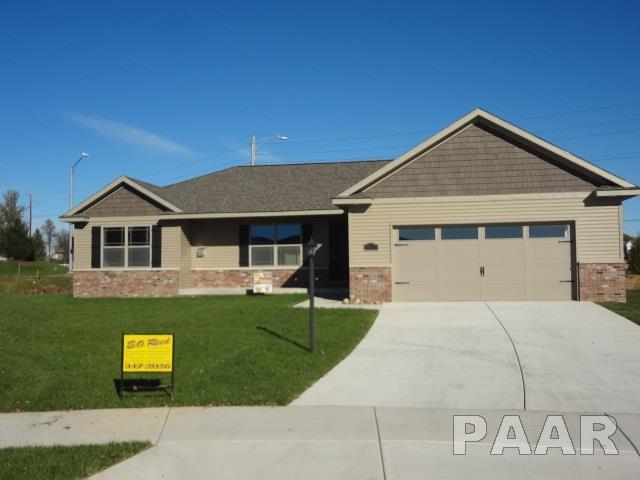 2500 W Stonehenge Court, Peoria, IL 61615 (#1173520) :: Adam Merrick Real Estate