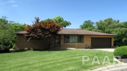 110 Marks Court, East Peoria, IL 61611 (#1185141) :: RE/MAX Preferred Choice