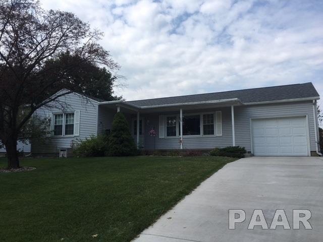 129 Glenridge, East Peoria, IL 61611 (#1186740) :: RE/MAX Preferred Choice