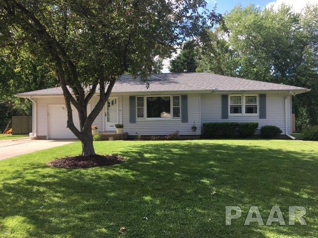 4909 W Linda Curve, Bartonville, IL 61607 (#1187301) :: Adam Merrick Real Estate