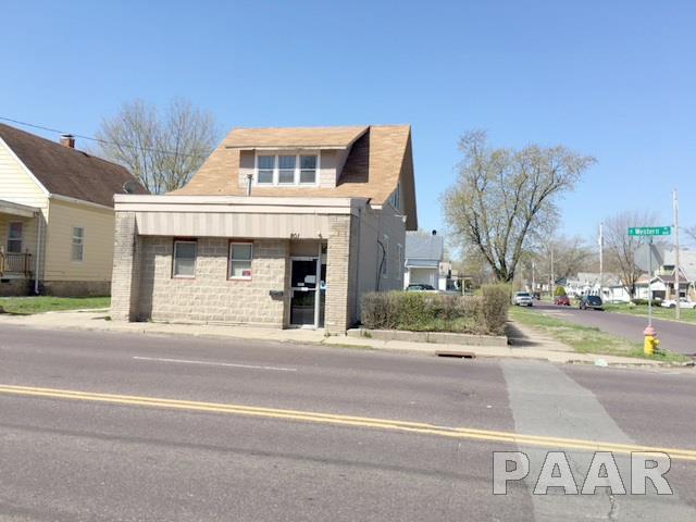 801 S Western, Peoria, IL 61605 (#PA1189819) :: The Bryson Smith Team