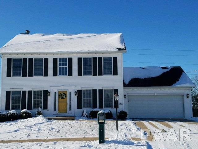 11511 N Scotts Trail, Dunlap, IL 61525 (#1190335) :: Adam Merrick Real Estate