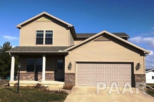 200 Sandyshores Drive, Chillicothe, IL 61523 (#1191363) :: Adam Merrick Real Estate
