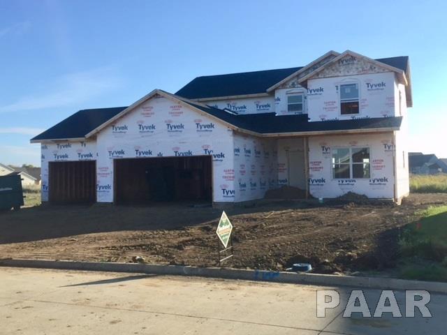 11306 N Joseph Street, Dunlap, IL 61525 (#1198565) :: Adam Merrick Real Estate