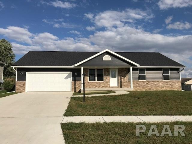2119 Cody Drive, Eureka, IL 61530 (#PA1198653) :: Adam Merrick Real Estate