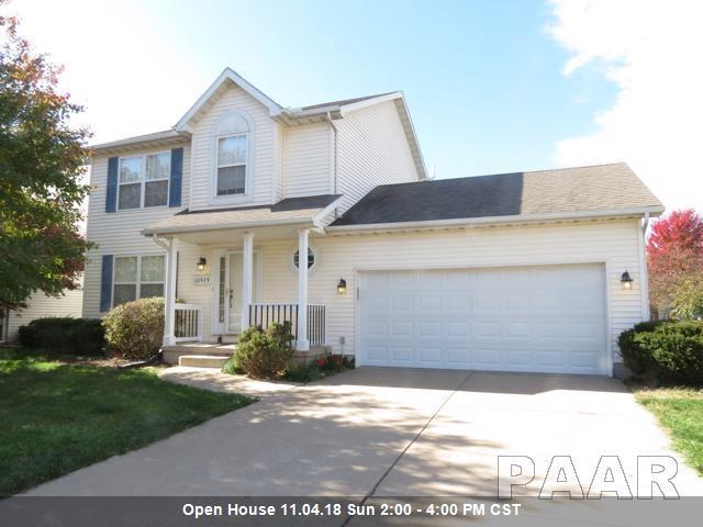 10919 N Northtrail Drive, Dunlap, IL 61525 (#1199282) :: Adam Merrick Real Estate