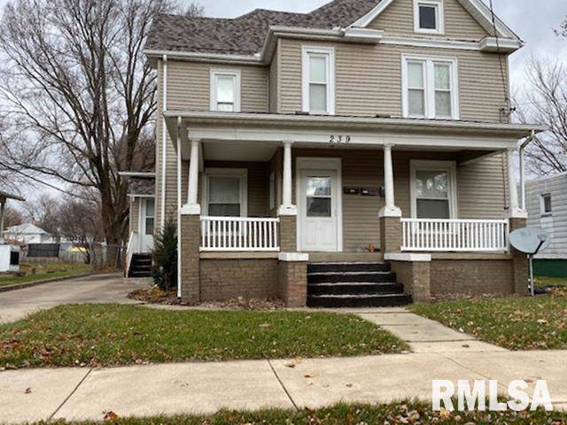 239 E Ash Street, Canton, IL 61520 (#PA1210963) :: Paramount Homes QC