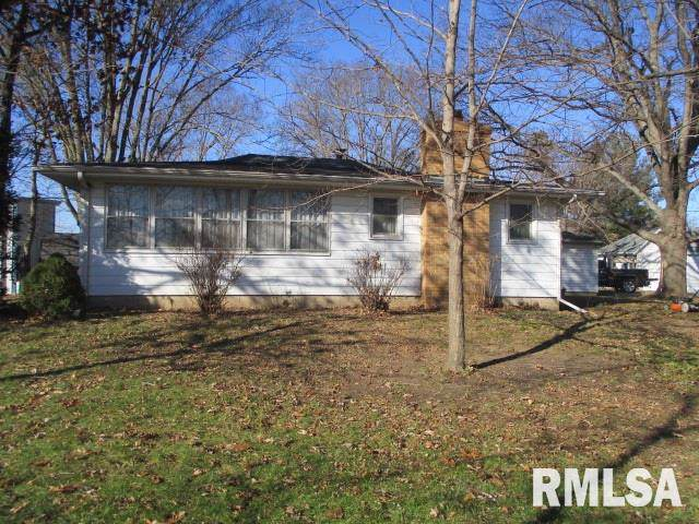 1408 Chestnut Street, Henry, IL 61537 (#PA1211130) :: The Bryson Smith Team
