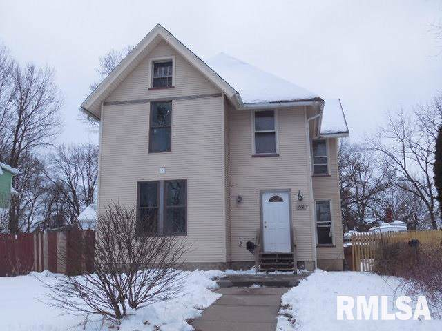 719 E 14TH Street, Davenport, IA 52803 (#QC4209078) :: Paramount Homes QC