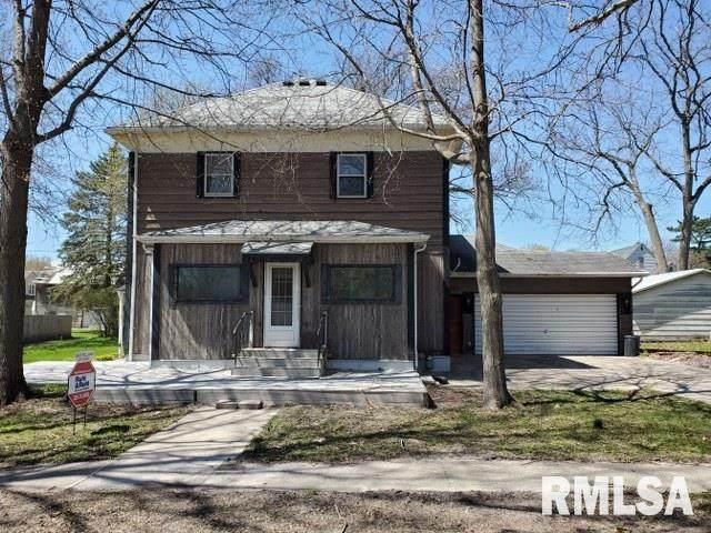 210 S Benton Street, Tampico, IL 61283 (#QC4209264) :: Adam Merrick Real Estate