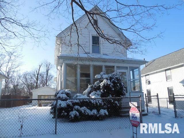 1524 35TH Street, Rock Island, IL 61201 (#QC4209349) :: Adam Merrick Real Estate