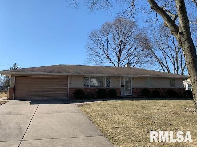 500 W Burton Avenue, Eureka, IL 61530 (#PA1212776) :: The Bryson Smith Team