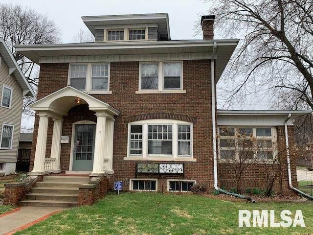 801 South Grand, Springfield, IL 62704 (#CA998717) :: Adam Merrick Real Estate