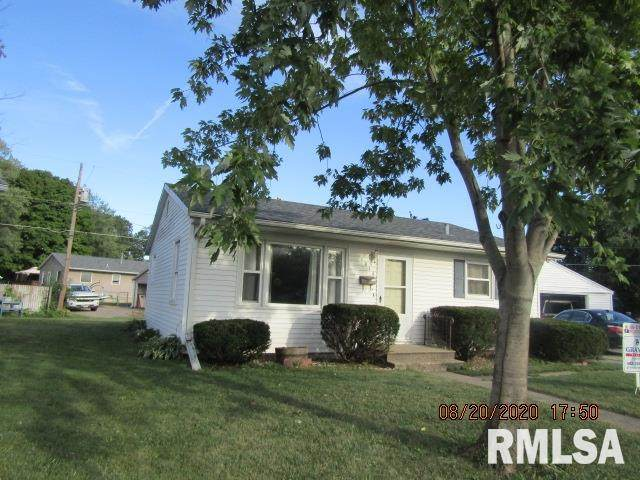 4614 25TH Avenue Court, Moline, IL 61265 (#QC4214563) :: RE/MAX Preferred Choice