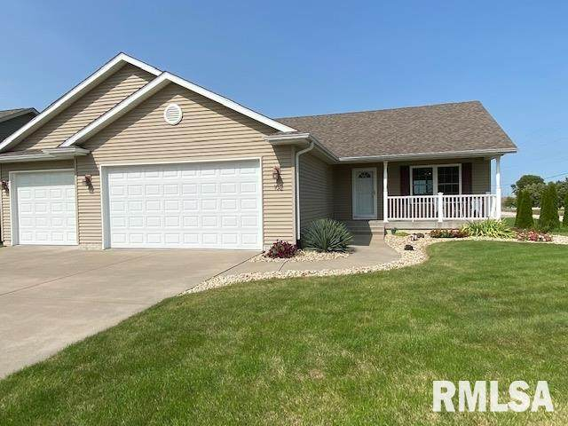 102 W Harvest Street, Eldridge, IA 52748 (#QC4215332) :: Nikki Sailor | RE/MAX River Cities