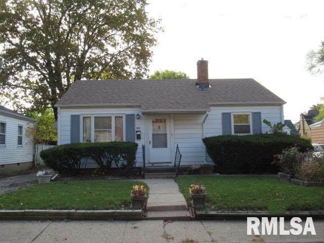812 W Bartlett Street, Peoria, IL 61604 (#PA1219984) :: RE/MAX Preferred Choice