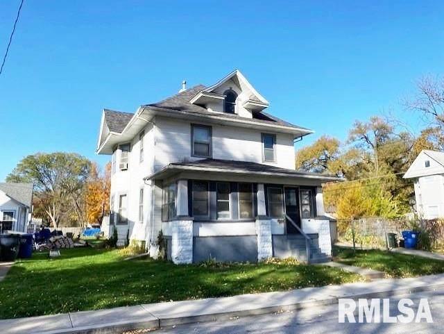 1610 Scott Street, Davenport, IA 52803 (#QC4216753) :: Killebrew - Real Estate Group