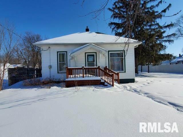 103 N 1ST Street, Alpha, IL 61413 (#QC4219015) :: Killebrew - Real Estate Group