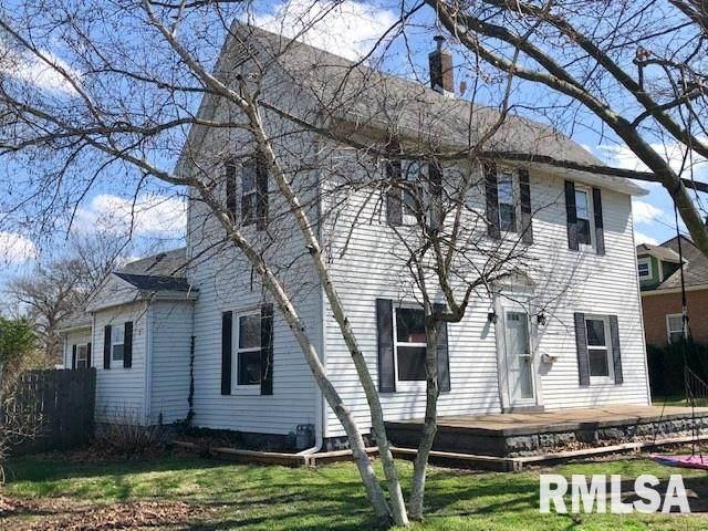 422 N Vine Street, Duquoin, IL 62832 (#QC4220018) :: Killebrew - Real Estate Group
