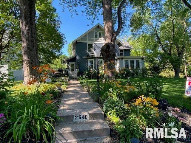2540 Fulton Avenue, Davenport, IA 52803 (#QC4222917) :: Paramount Homes QC