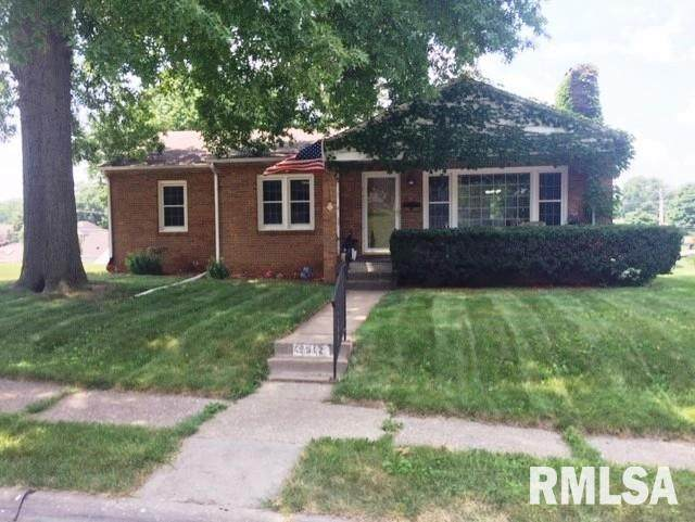 2512 Glen Place, Davenport, IA 52804 (#QC4223679) :: RE/MAX Preferred Choice