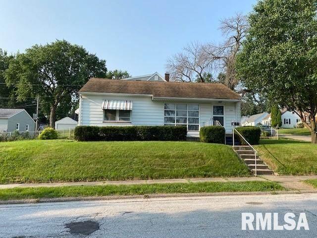 1721 W Hayes Street, Davenport, IA 52804 (#QC4224172) :: Paramount Homes QC