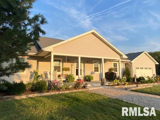 20161 Sunny Acres Road, Petersburg, IL 62675 (#CA1009919) :: Campo Realty Inc.