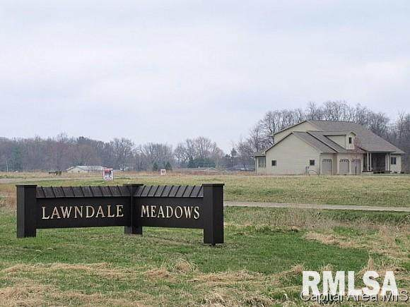 Lot #3 Lawndale Meadows, Galesburg, IL 61401 (#CA154063) :: Nikki Sailor | RE/MAX River Cities