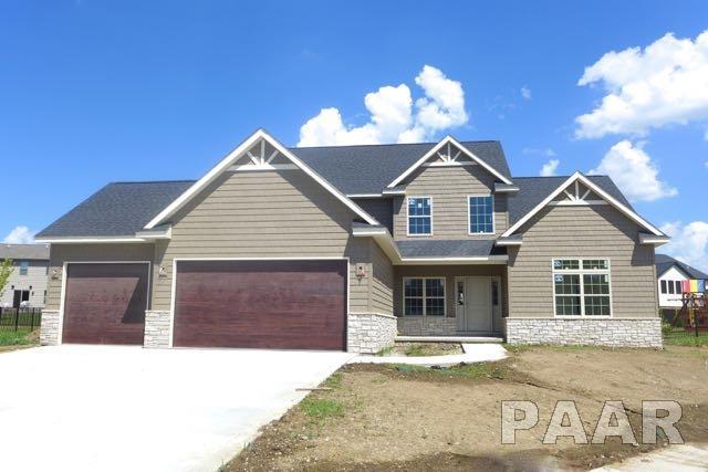 3432 Boulder Point Court, Dunlap, IL 61525 (#1171974) :: Adam Merrick Real Estate