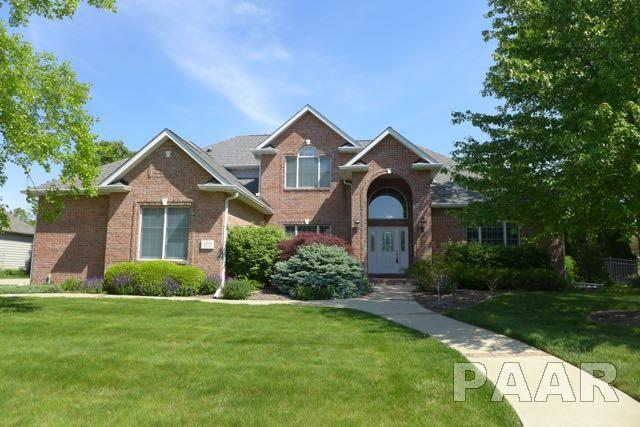 4319 W Deermeadow Drive, Peoria, IL 61615 (#1180683) :: Adam Merrick Real Estate
