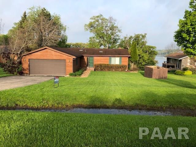8075 N Oak Run Drive North Drive, Dahinda, IL 61428 (#PA1182080) :: The Bryson Smith Team