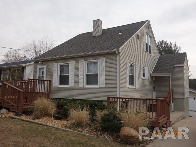 3526 W Mary Knoll Court, Peoria, IL 61615 (#1188555) :: Adam Merrick Real Estate