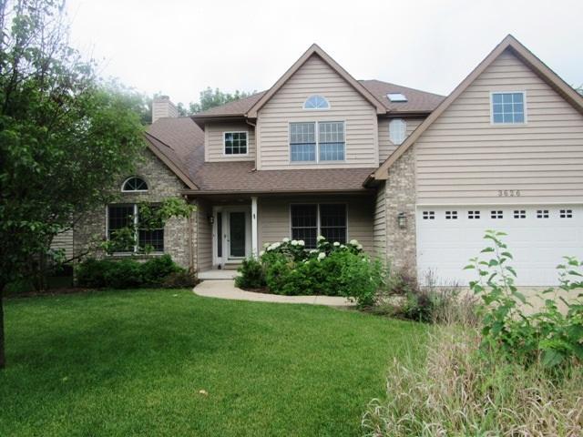 3626 W Chartwell Road, Peoria, IL 61614 (#1190859) :: Adam Merrick Real Estate